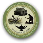 Tazewell County Virginia Seal